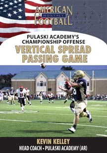 Pulaski Academy's Championship Offense - The Vertical Passing Game