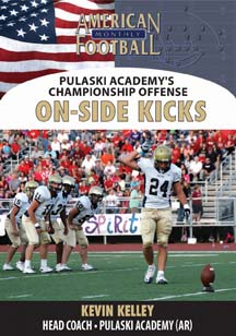 Pulaski Academy's Championship Offense -Techniques and Strategy for Successful On-Side Kicks