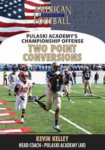 Pulaski Academy's Championship Offense -The Two-Point Conversion: Philosophy and Execution