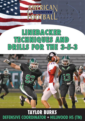 Linebacker Techniques and Drills for the 3-5-3
