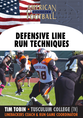 Advanced Defensive Line Run Techniques