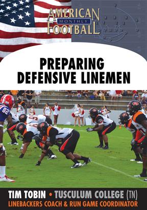Preparing Defensive Linemen