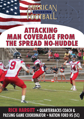 Attacking Man Coverage From the Spread, No-Huddle Offense.