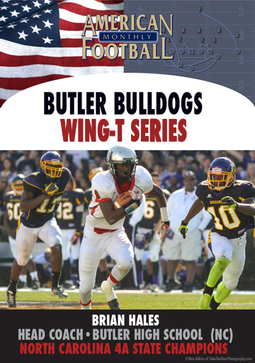 Butler Bulldogs Wing-T Series