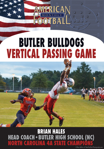 Butler's Vertical Passing Game
