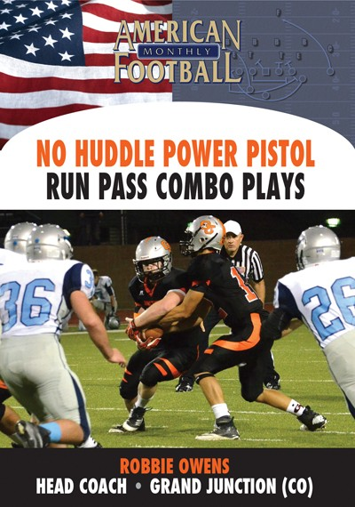No Huddle Power Pistol - The Run/Pass Combo Package