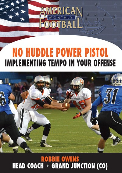 No Huddle Power Pistol - Implementing Tempo in Your Offense