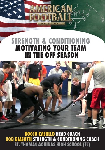 St Thomas Aquinas Strength & Condition - Motivating Your Team in the Off Season