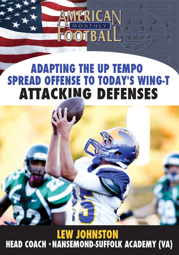 Adapting the Up-Tempo Spread Offense To Today's Wing-T - Attacking Defenses