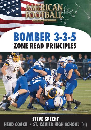 Bomber 3-3-5 - Zone Read Principles