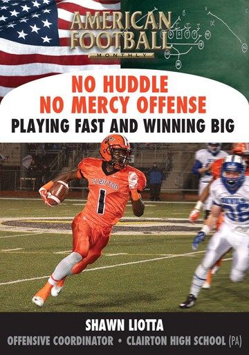 No Huddle No Mercy Offense - 5 DVD Set