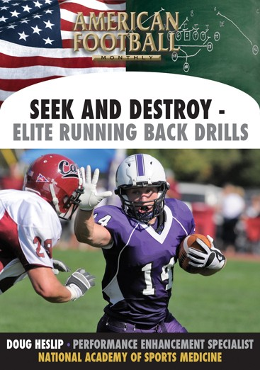 Search and Destroy: Elite Running Back Drills