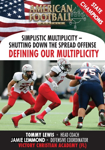 Simplistic Multiplicity-Shutting Down the Spread Offense Defining Our Multiplicity