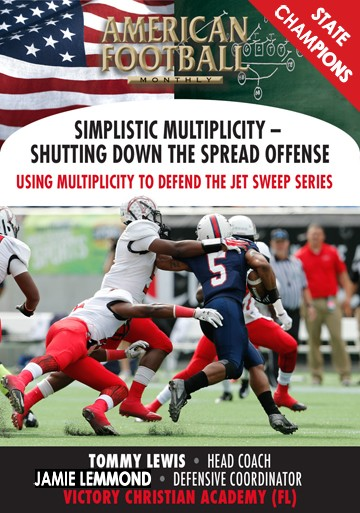 Simplistic Multiplicity-Shutting Down the Spread Offense Stopping the Jet Sweep