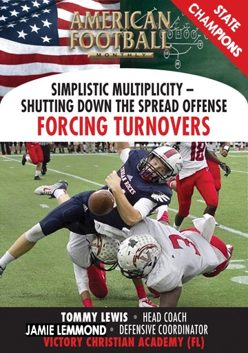 Simplistic Multiplicity-Forcing Turnovers: Taking the Ball Away From the Spread Offense